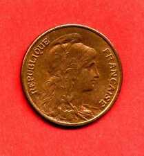 (BR.183) 5 CENTIMES DANIEL DUPUIS 1915 (SPL)