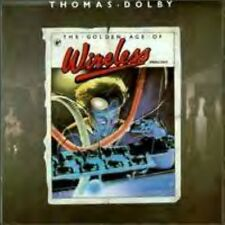 Thomas Dolby The Golden Age Of Wireless  US LP