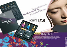 Dolly's Eye Lash Lifting Wave Lotion Perming Kit ( Birthday Christmas gift ) USA