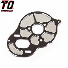 Associated 91602 Factory Team Motor Plate Black 3 GearFast Ship+ tracking number
