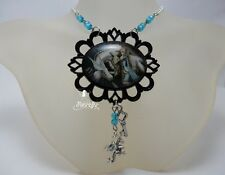 A Dream Of Dragons - Keeper of The Key necklace stunning mythical jewellery gift