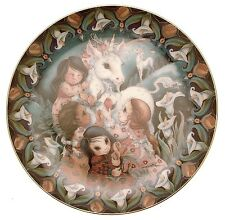 The Miracle of Love The Guardians of the Kingdom Series Jody Bergsma plate HJ311