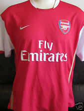 Arsenal FC - Home Shirt - 2006-08 - Size 50""