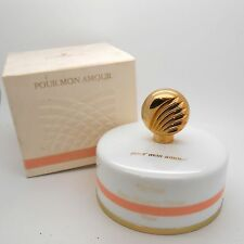 VINTAGE JEAN JACQUES VIVIER POUR MON AMOUR 7oz body powder