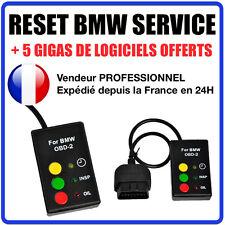 RESET BMW OBD2 - Interface de Remise à Zéro Entretiens BMW - INPA - K+DCAN
