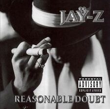 Reasonable Doubt [Germany] [PA] by Jay-Z (CD, May-1999, Northwestside)