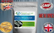 POST WORKOUT L-GLUTAMINE MUSCLE GAIN PILLS  FAT BURN ENERGY BOOST WEIGHT LOSS