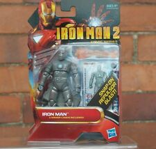 "Iron Man 2 Mark 1 IRONMAN 3.75"" Comic Series Marvel Universe"