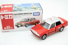 Takara Tomica Tomy TOYOTA CROWN Comfort Hong Kong KW Taxi 1/63 Diecast Toy Car