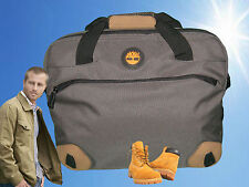 TIMBERLAND T34 Earthrover Small Briefcase Business Laptop Document BAG Olive