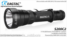 Eagletac S200C2 Cree XM-L2 LED Flashlight - 1116 Lumens (T200C2 Upgrade)