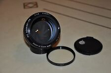 Excellent Minolta MC Rokkor - PG 58mm f/1.2 for SR/MD/MC Mount