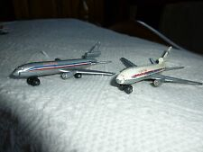 SKYBUSTERS  DC10  SB13  X2 UNBOXED UNITED AND AMERICAN AIRLINES