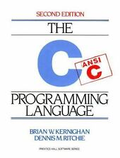 The C Programming Language by Brian W. Kernighan 2nd Edition