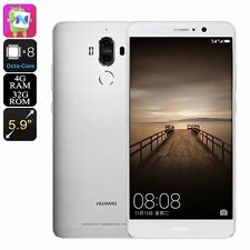 """New Latest Huawei Mate 9 4G Android 7 5.9"""" 4GB Octa-Core 32GB Dual SIM UNLOCKED"""