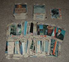 Lot 400+ 1991 Pro Set Desert Storm Trading Cards War on Iraq Saddam Hussein