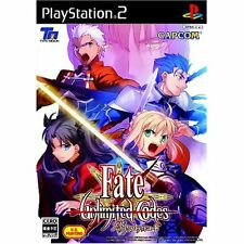 UsedGame PS2 Fate Unlimited Codes (Japan import)