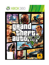 GRAND THEFT AUTO V - GTA 5 XBOX 360 (Excellent) 1st Class Free Delivery 100+sold