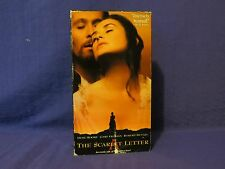 The Scarlet Letter VHS Movie 1996 Demi Moore Gary Oldman Robert Duvall Rated R