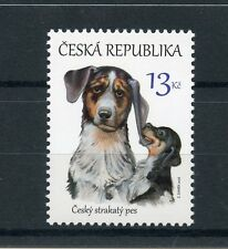 Czech Republic 2016 MNH Bohemian Spotted Dog 1v Set Pets Dogs Stamps