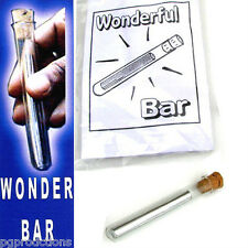 FLOATING WONDER BAR Levitation Test Tube Magic Trick Wonderful Invisible Float