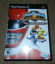 Power Rangers: Super Legends  (Sony PlayStation 2, 2007) **LN**COMPLETE**