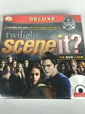 Twilight Deluxe Edition DVD / HD Video Game 2009