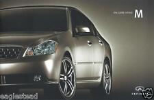 Auto Brochure - Infiniti - M - 2006  (AB859)