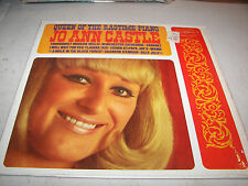 JO ANN CASTLE QUEEN OF THE RAGTIME PIANO LP NM Ranwood R8070 Re-Issue