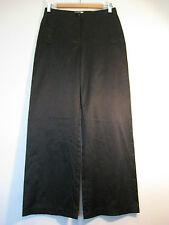 Gorgeous Sz 10 Catalyst Black Evening Pants Designer