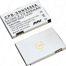 BA630 BA700 BR50 BX610 850mAh battery for Motorola Razr V3 series PEBL U6