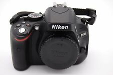 NIKON D5100 16.2MP 3'' SCREEN DIGITAL DSLR CAMERA BODY ONLY