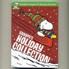 Snoopy's Holiday Collection 5 Peanuts Specials +, new DVD set, Charlie Brown