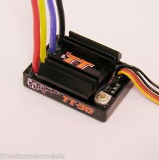 Mtroniks TT-30 20 Turn, 30 Amp TRUE TORQUE ESC Control Waterproof For Tamiya Car