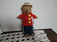 RCMP Canada BEAR Petticoat Doll Company Sri Lanka Handcrafted Nangi