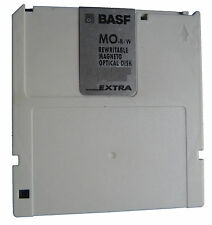 BASF Rewritable Optical Disk  640 MB MO   #10