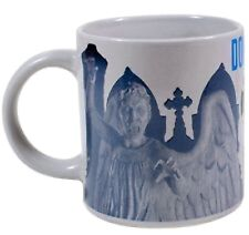 Doctor Who Angel Mug Reappearing Weeping Angels Don't Blink - Free Shipping USA