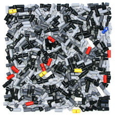 Lego Technic - Connector Joint Coupler - 380 Parts - Black Red Grey Yellow - NEW