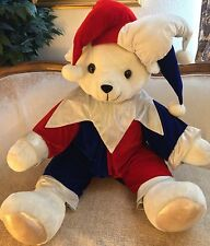 "45"" x35 Teddy BEAR WHITE Plush Stuffed Toy HUGE LARGE JUMBO GIANT BIG Color Doll"