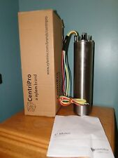 """GOULDS 5 HP 3 PHASE 4"""" CENTRIPRO SUBMERSIBLE PUMP MOTOR 230V  M50432"""