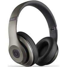 Beats Studio Around-the-Ear Wireless Headphones - Titanium (MHAK2AM/A)