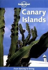 Canary Islands (Lonely Planet Regional Guides) By Damien Simonis, Miles Roddis