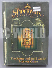 The Spiderwick Chronicles Fantastical Field Mystery Game -SEALED-  #O2