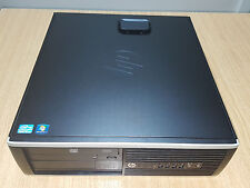 HP Compaq 8200 Elite Quad Core i5, 4GB RAM, 250 GB HDD, Win 10 Pro