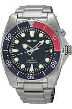 SEIKO SKA369P1,Men KINETIC DIVER,Stainless Case & Bracelet,200m WR,NEW,SKA369