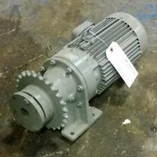 SUMITOMO SM-CYCLO 2HP GEAR MOTOR TYPE TC-F / CNH, LABEL