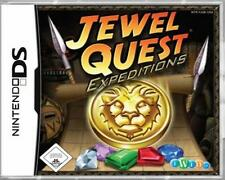 Nintendo DS 3ds Jewel Quest Expeditions alemán OVP como nuevo