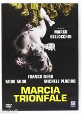 MARCIA TRIONFALE- MIOU MIOU E MICHELE PLACIDO-  DVD NUOVO SIGILLATO