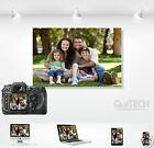Stampa la tua foto su tela - Fotoquadro personalizzato Pelle Quadro Canvas