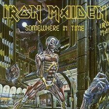 Somewhere in Time by Iron Maiden (CD, Sep-1998, Capitol)